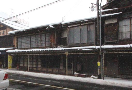 新潟市秋葉区小須戸の古町家 1_e0054299_14243168.jpg