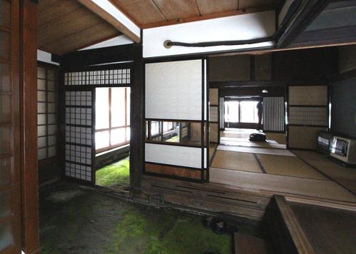 新潟市秋葉区小須戸の古町家 2_e0054299_14355966.jpg