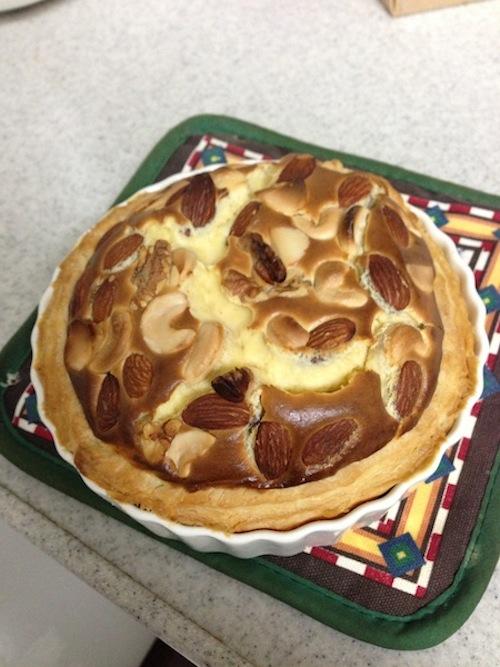 ミックスナッツのチーズケーキ_e0093802_2323431.jpg