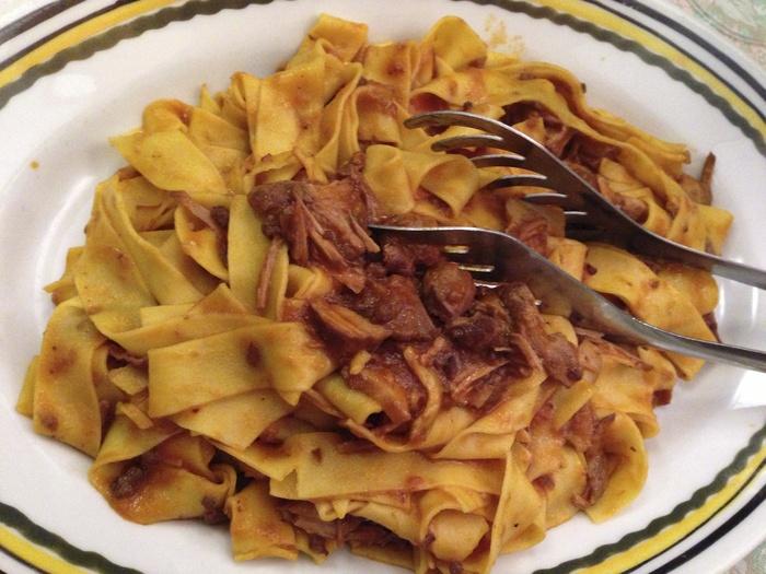 フィレンツェの絶品トスカーナ料理とビスッテッカ アッラ フィオレンティーナ🥩in Firenze_b0246303_61832.jpg