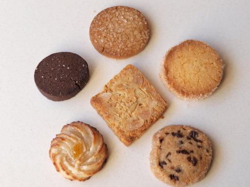 あくの強いチョコクッキーとオレンジ・フール・ポッシュ : Baking Daily@TM5