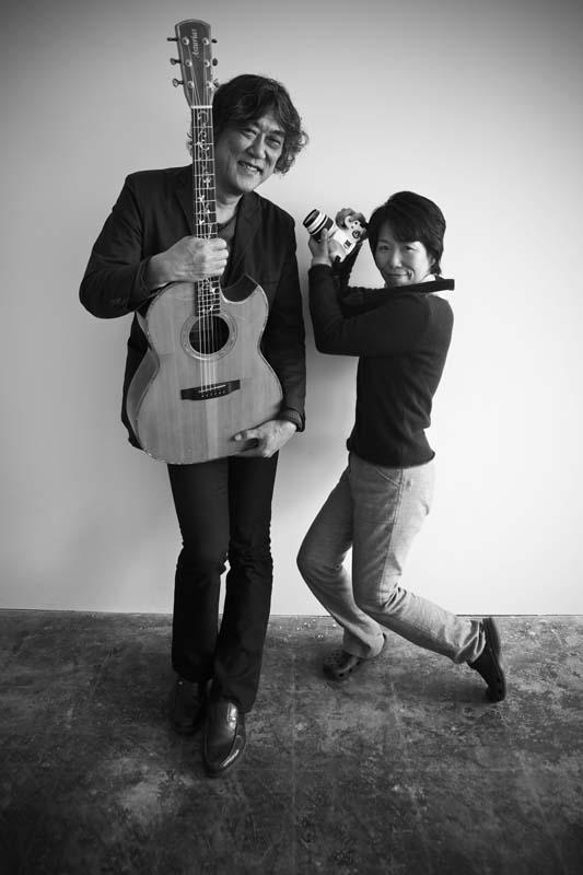 今日のゲストはギタリスト川島隆臣さん_d0272207_213121.jpg