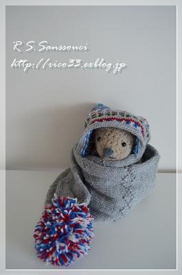 エストニア風 帽子マフラー_d0222715_23233454.jpg