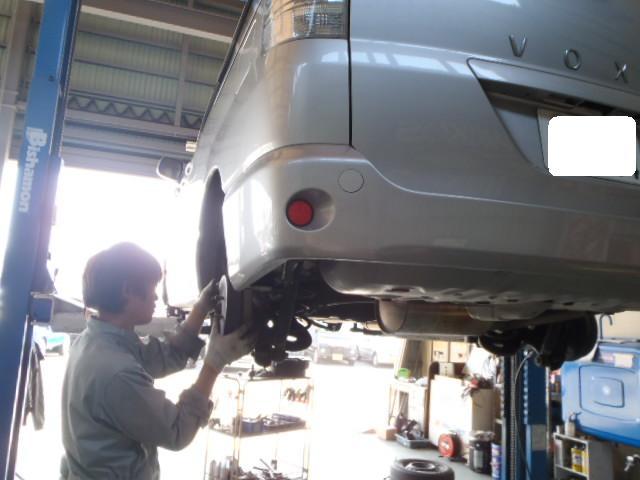 VOXY車検整備♪ワコーズ車検バリューパックおすすめです!_c0213517_14361551.jpg