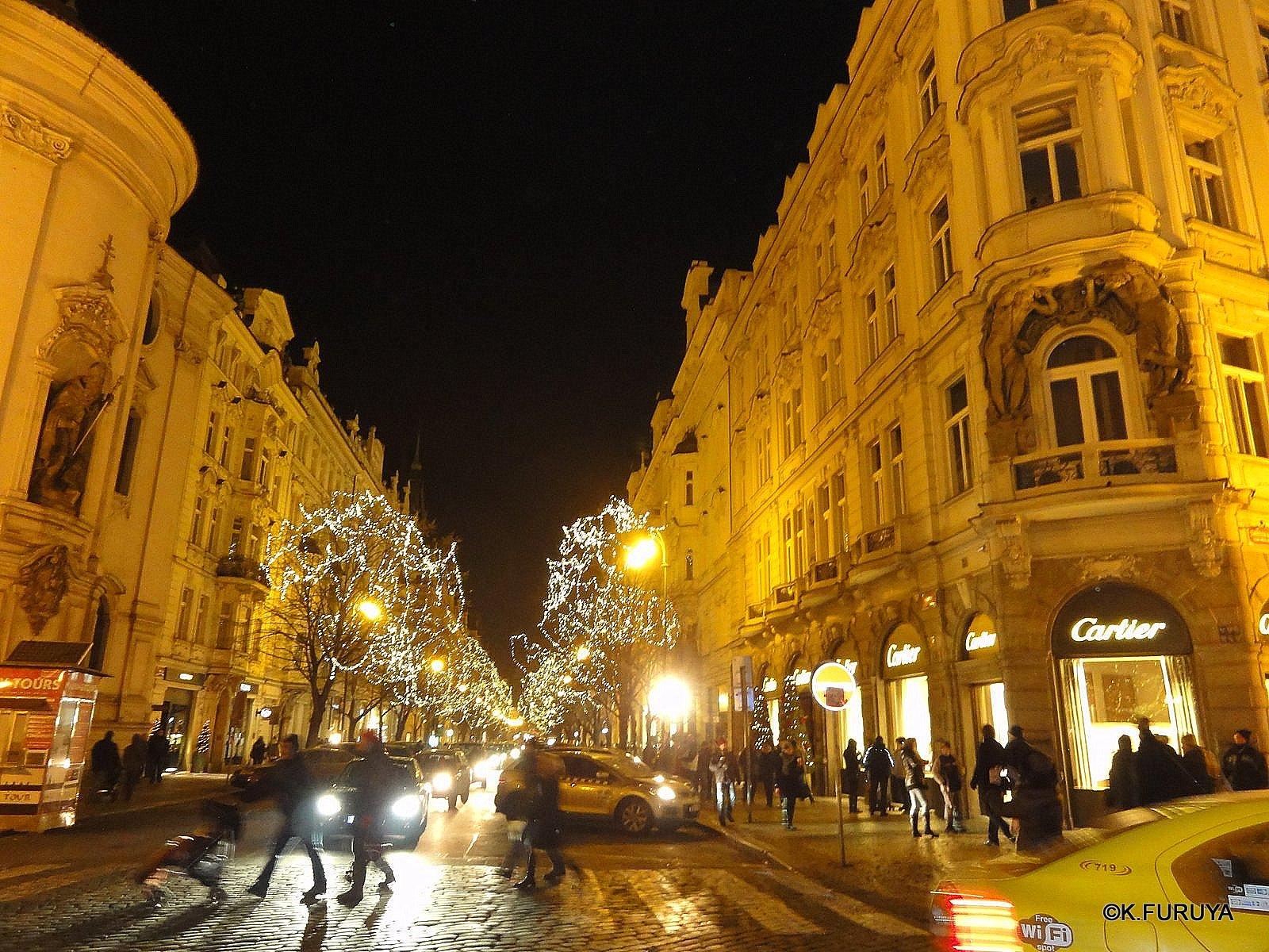 プラハ15 プラハ最後の夜_a0092659_1841312.jpg