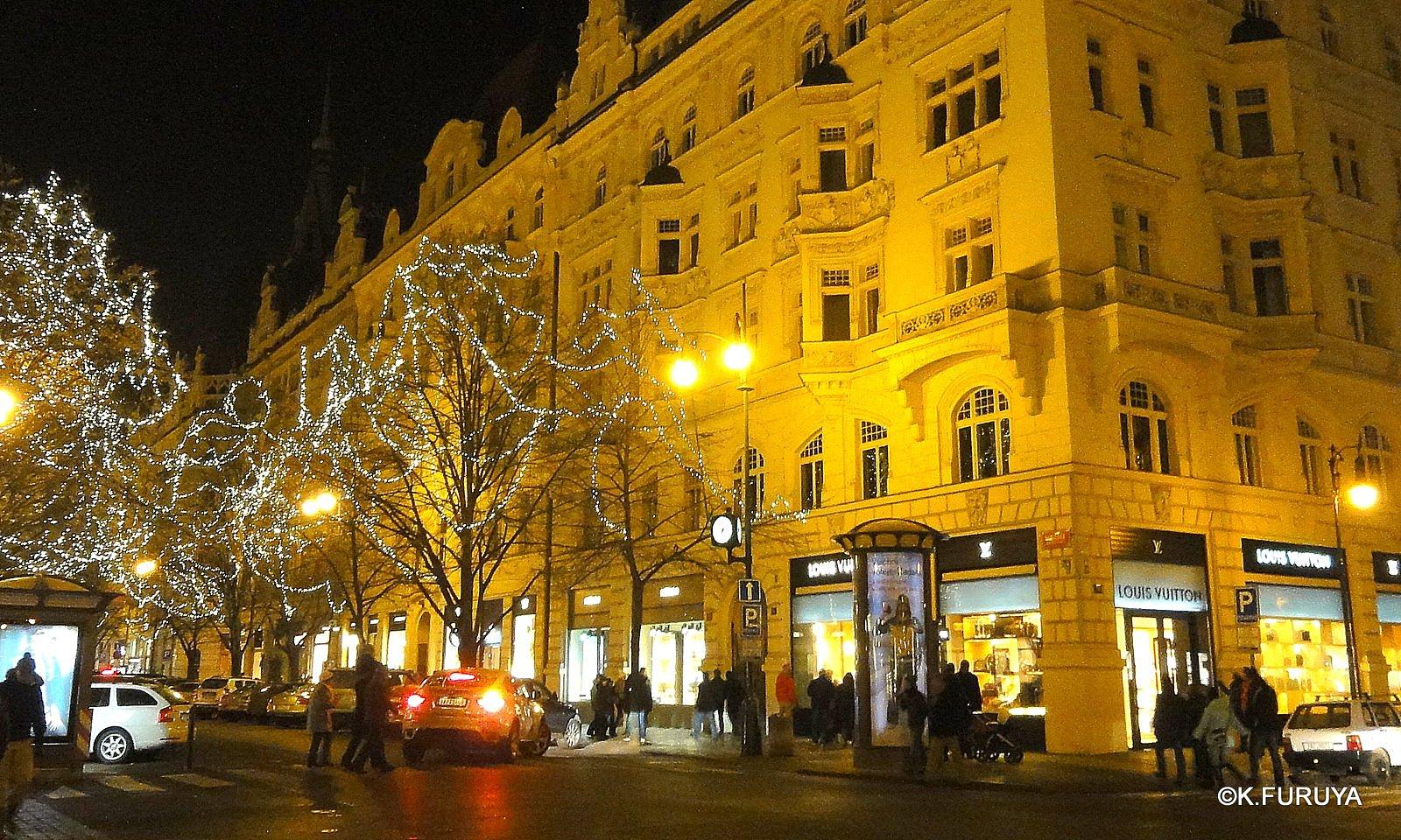 プラハ15 プラハ最後の夜_a0092659_22451946.jpg