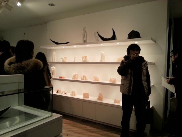 「Lyrical Abstraction - ケイト・トムソン+片桐宏典二人展」_a0141072_045655.jpg