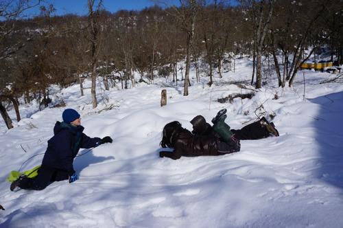 お友達と雪遊び_f0106597_15649.jpg