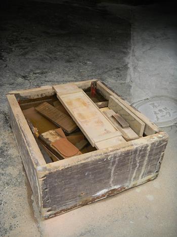 仕事場は職人のステージ 「桶類一式」 十三 樽加商店さん_c0069903_639185.jpg