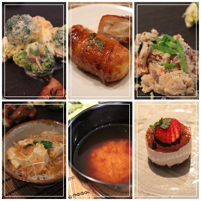 豆腐マイスター講座 豆腐料理パート1編@プチシトロン_c0141025_19544594.jpg