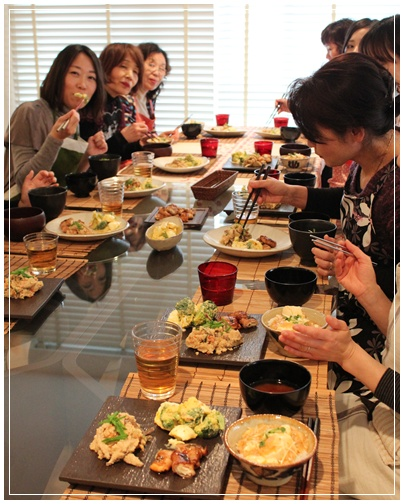 豆腐マイスター講座 豆腐料理パート1編@プチシトロン_c0141025_2004369.jpg