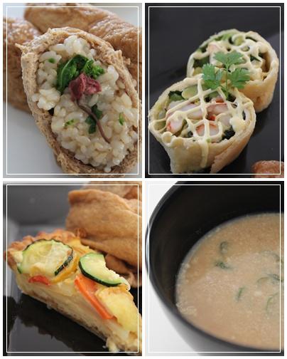 豆腐マイスター講座 料理パート2 と 豆腐造り。そしていよいよ試験!_c0141025_2164442.jpg
