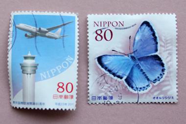 日本の切手もなかなかです_a0275527_22362788.jpg