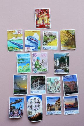 日本の切手もなかなかです_a0275527_22362837.jpg