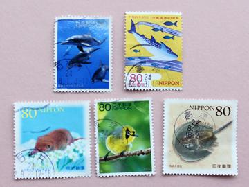 日本の切手もなかなかです_a0275527_2236304.jpg