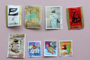 日本の切手もなかなかです_a0275527_22363288.jpg