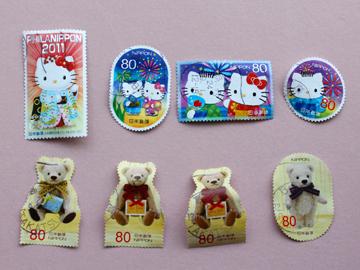 日本の切手もなかなかです_a0275527_22363969.jpg
