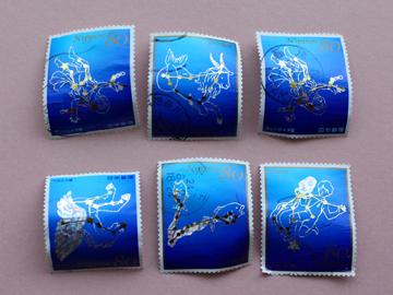 日本の切手もなかなかです_a0275527_22364097.jpg