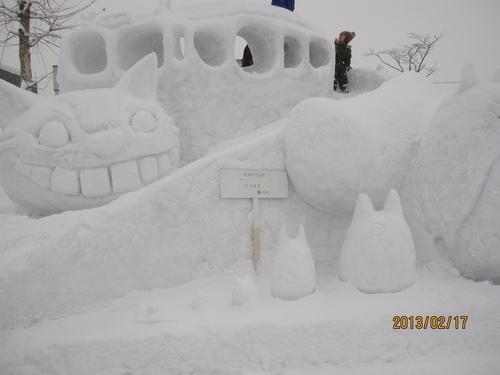 岩見沢ドカ雪まつり_f0231042_16474921.jpg