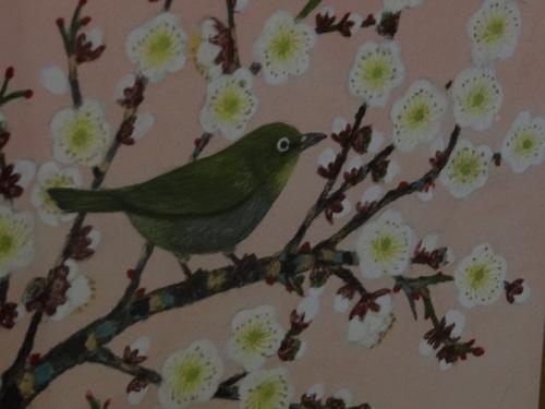 SBS学苑 楽しく描こう日本画講座作品展_e0240147_23485833.jpg