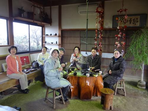 SBS学苑 楽しく描こう日本画講座作品展_e0240147_23571332.jpg
