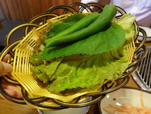 8月 ソウル旅行 その1 「出発&2PMの焼肉屋さん♪ホバク食堂♪」_f0054260_18535652.jpg