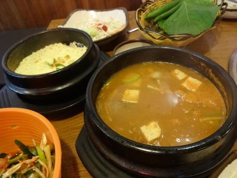 8月 ソウル旅行 その1 「出発&2PMの焼肉屋さん♪ホバク食堂♪」_f0054260_1858087.jpg