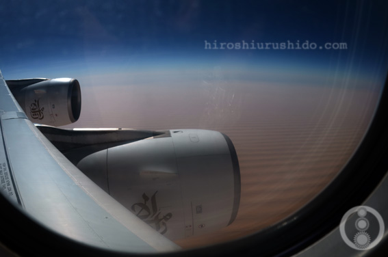 ドバイ〜砂漠を抜けて_c0229485_1291968.jpg