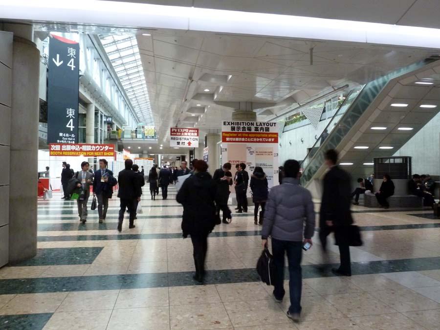 東京ビックサイトにて_f0150893_19115542.jpg