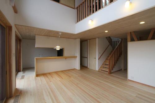 Q1X3富山の家:完成(ほぼ) 1_e0054299_10554065.jpg