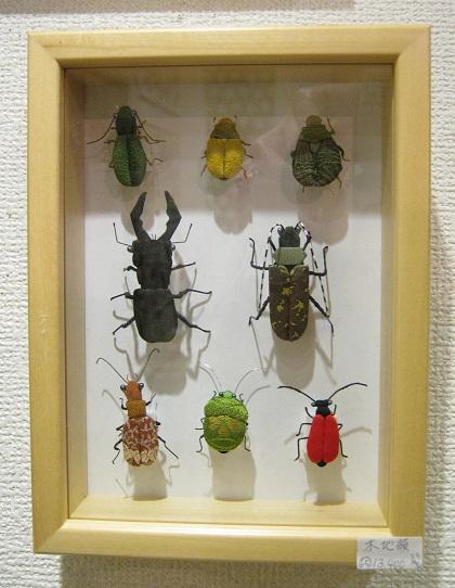 -mozo mozo- 虫・蟲 展   その4_e0134502_075125.jpg