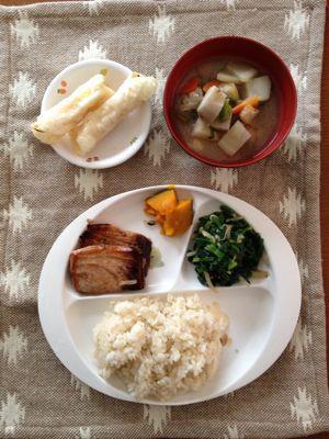 2月最後の週の給食♡_b0188106_1244429.jpg
