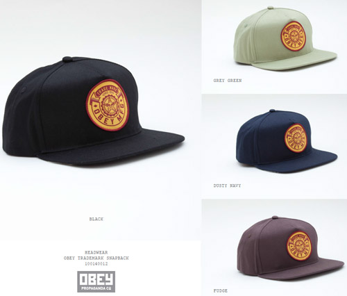 OBEY 2013 spring new arrivals !!!_b0172940_21234276.jpg