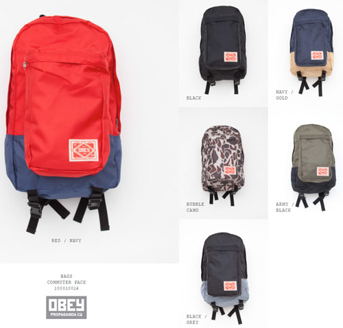 OBEY 2013 spring new arrivals !!!_b0172940_21271964.jpg