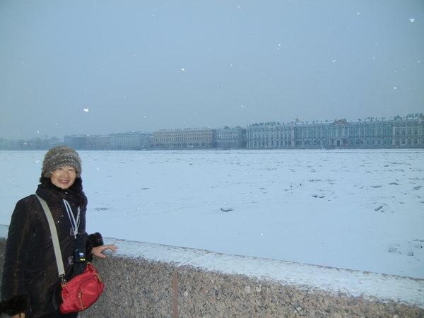 '13,3,1(金)サンクトペテルブルグに着いたよ~!_f0060461_11153597.jpg
