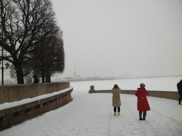 '13,3,1(金)サンクトペテルブルグに着いたよ~!_f0060461_1118784.jpg
