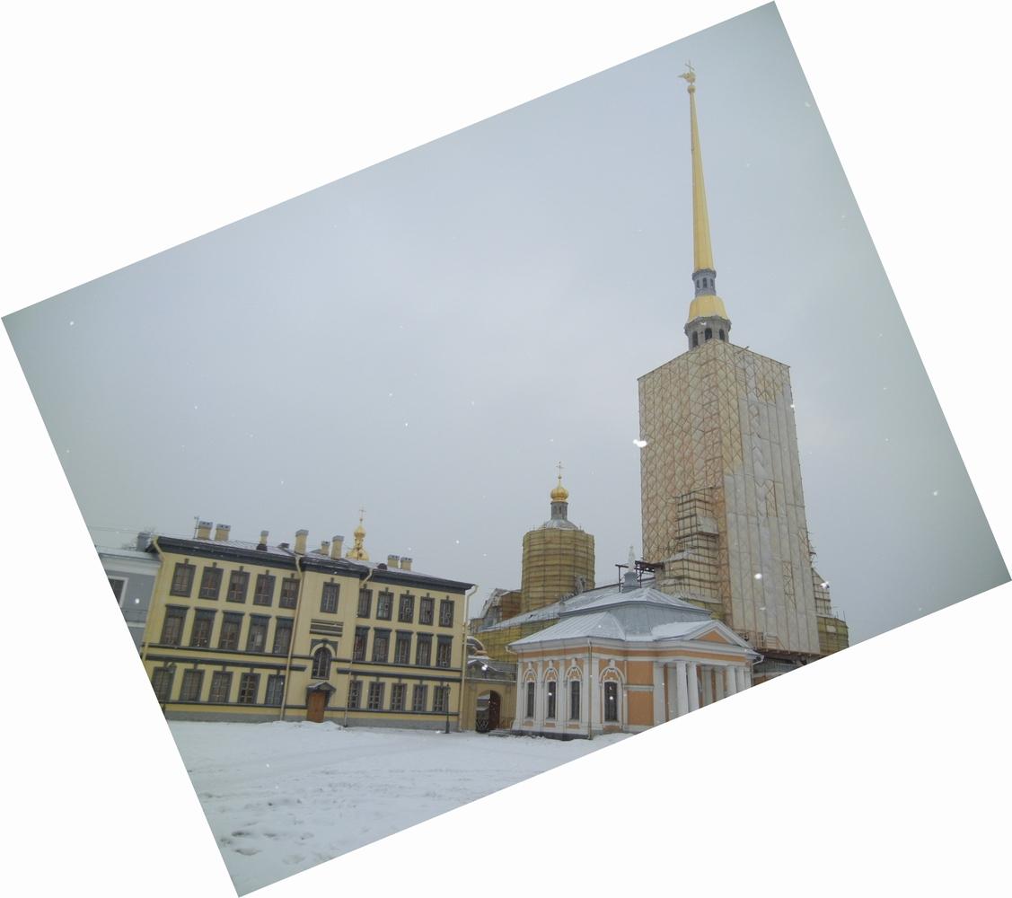 '13,3,1(金)サンクトペテルブルグに着いたよ~!_f0060461_113631.jpg