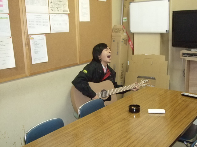 Paper Guitar finish_e0189870_16515925.jpg