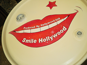HOLLYWOOD AIR ~SMILE HOLLYWOOD_d0139575_8144413.jpg
