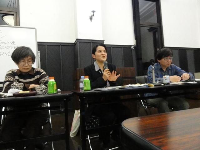 【写真】「平和と友情が築かれるアフリカと日本のために」横浜でTICADを考える会 結成トークセッション_e0149596_024880.jpg