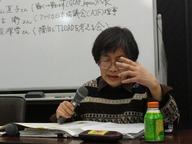 【写真】「平和と友情が築かれるアフリカと日本のために」横浜でTICADを考える会 結成トークセッション_e0149596_071833.jpg