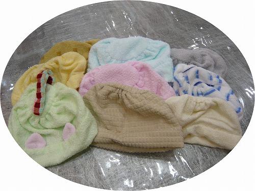 3月のタオル帽子★_f0223914_17142863.jpg