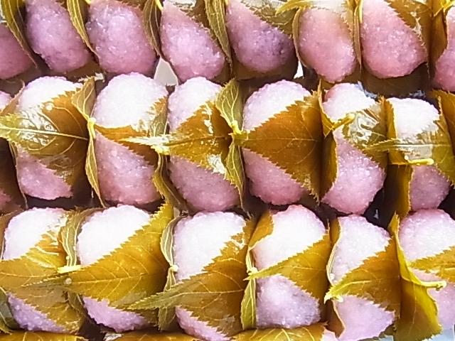 桜餅_b0207642_16165343.jpg