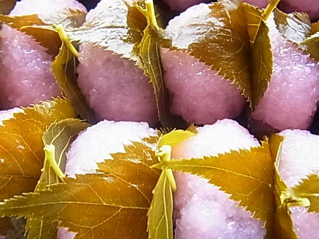 桜餅_b0207642_1631810.jpg