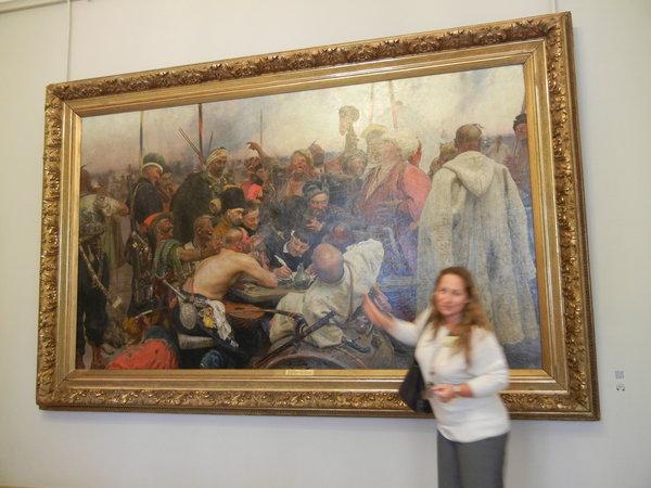 '13,3,2(土)ロシア旅行③サンクトペテルブルグのロシア美術館!_f0060461_14533352.jpg