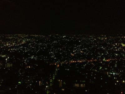 横浜の夜景☆_c0151965_18491048.jpg