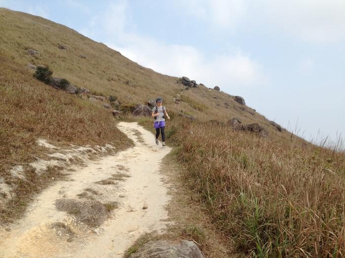 2013.2.22-25 香港trip(+trail) day2 ランタオトレイルsec.1-2_b0219778_14445981.jpg