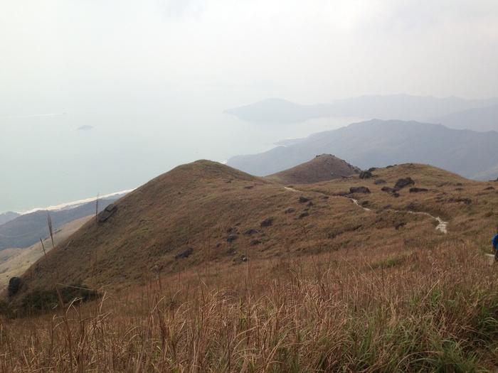 2013.2.22-25 香港trip(+trail) day2 ランタオトレイルsec.1-2_b0219778_1445346.jpg