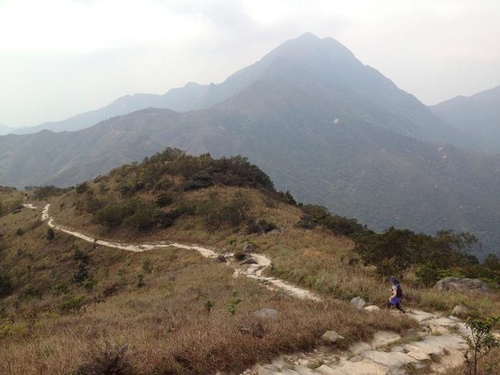 2013.2.22-25 香港trip(+trail) day2 ランタオトレイルsec.1-2_b0219778_14525311.jpg