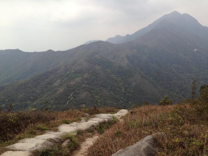 2013.2.22-25 香港trip(+trail) day2 ランタオトレイルsec.1-2_b0219778_151401.jpg